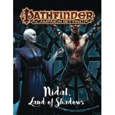PATHFINDER CAMPAIGN SETTING NIDAL LAND OF SHADOWS