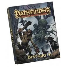 PATHFINDER RPG BESTIARY 4 POCKET ED