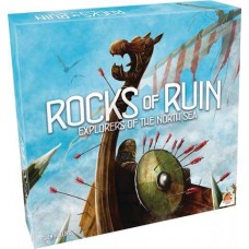 EXPLORERS NORTH SEA ROCKS OF RUIN BOARD GAME EXP