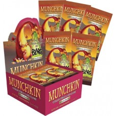 MUNCHKIN CCG DESOLATION OF BLARG BOOSTER DIS