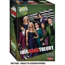 GEEK OUT BIG BANG THEORY ED