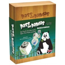 PASS THE PANDAS DICE GAME DLX ED