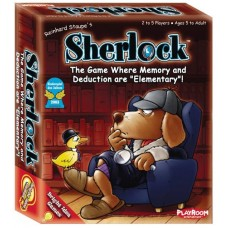 SHERLOCK CARD GAME