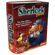 SHERLOCK DLX CARD GAME