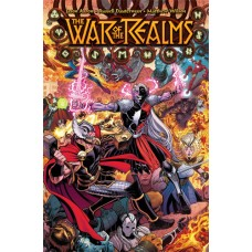 WAR OF REALMS #1 - OFFERED AGAIN