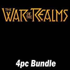 WAR OF REALMS CONNECTING VARIANT 4PC BUNDLE