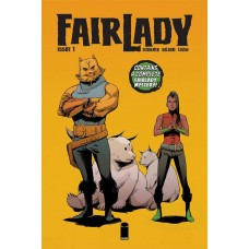 FAIRLADY #1 CVR A BALBONI & LOUISE