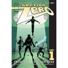 SECTION ZERO #1 (OF 6) CVR A GRUMMETT & KESEL