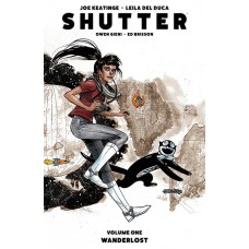 SHUTTER TP VOL 01 WANDERLOST (NEW PTG) (MR)