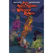 AUNTIE AGATHAS HOME FOR WAYWARD RABBITS #6 (OF 6)