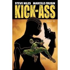 KICK-ASS #13 CVR A FRUSIN (MR)