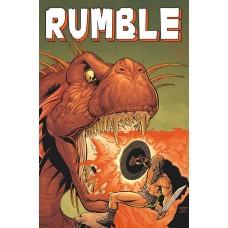 RUMBLE #11 CVR B POLLARD NOWLAN & STEWART (MR)