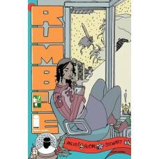 RUMBLE #10 CVR C HERO INITIATIVE VARIANT (MR)