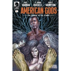NEIL GAIMAN AMERICAN GODS MOMENT OF STORM #1 CVR A FABRY (MR