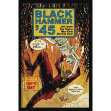 BLACK HAMMER 45 FROM WORLD OF BLACK HAMMER #2 CVR A KINDT