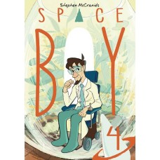 STEPHEN MCCRANIES SPACE BOY TP VOL 04