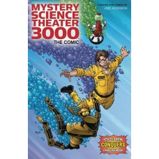 MYSTERY SCIENCE THEATER 3000 TP COMIC
