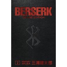 BERSERK DELUXE EDITION HC VOL 02 (MR)