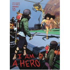 I AM A HERO OMNIBUS TP VOL 10