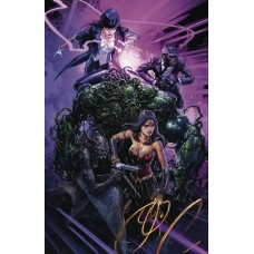 JUSTICE LEAGUE DARK #10 VARIANT