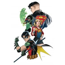 YOUNG JUSTICE #4 VARIANT