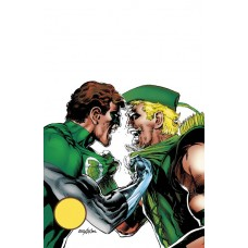 GREEN LANTERN GREEN ARROW HARD TRAVELING HEROES TP NEW ED