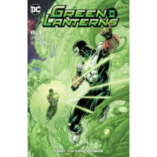 GREEN LANTERNS TP VOL 08 GHOSTS OF THE PAST