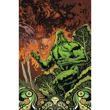 SWAMP THING PROTECTOR OF THE GREEN DC ESSENTIAL ED TP