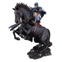 DARK KNIGHT RETURNS DKR CALL TO ARMS STATUE MINI BATTLE STATUE