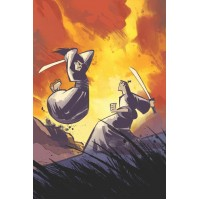 SAMURAI JACK LOST WORLDS #1 CVR A THOMAS