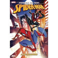 MARVEL ACTION SPIDER-MAN TP BOOK 01 NEW BEGINNING
