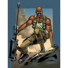 GI JOE A REAL AMERICAN HERO #263 CVR A DIAZ
