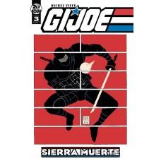 GI JOE SIERRA MUERTE #3 CVR A FIFFE