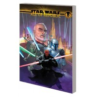 STAR WARS AGE OF REPUBLIC TP VILLAINS