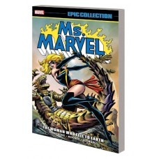 MS MARVEL EPIC COLLECTION TP WOMAN WHO FELL TO EARTH