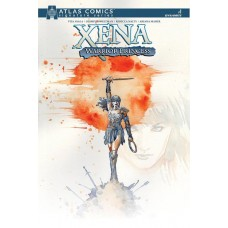 XENA WARRIOR PRINCESS #1 ATLAS SGN ED