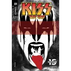 KISS END #1 CVR B FORNES