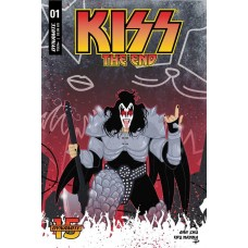 KISS END #1 CVR C MEDRI