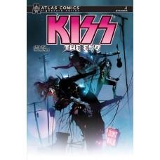 KISS END #1 ATLAS CHU SGN ED