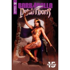 BARBARELLA DEJAH THORIS #4 CVR E COSPLAY