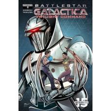 BATTLESTAR GALACTICA TWILIGHT COMMAND #3 CVR A SCHOONOVER