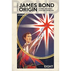 JAMES BOND ORIGIN #8 CVR B OMEARA