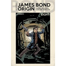 JAMES BOND ORIGIN #8 CVR C SLINEY