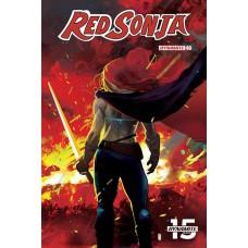 RED SONJA #3 CVR C WARD