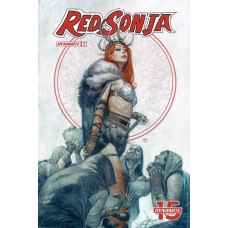 RED SONJA #3 CVR D TEDESCO