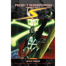 PROJECT SUPERPOWERS OMNIBUS TP VOL 02 BLACK TERROR