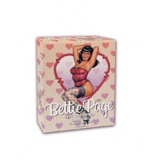 BETTIE PAGE TRADING CARDS BOX (12 PACKS)