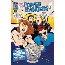 GO GO POWER RANGERS #19 PREORDER MOK VARIANT