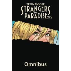 STRANGERS IN PARADISE XXV OMNIBUS HC
