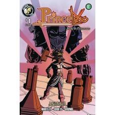 PRINCELESS #1